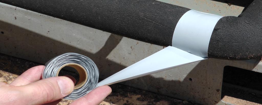 Silicone Tape Uses - HVAC